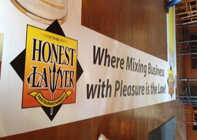 Honest Lawyer Floor