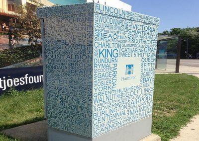 City of Hamilton Box